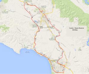 Cuesta - Noyes Reverse Map