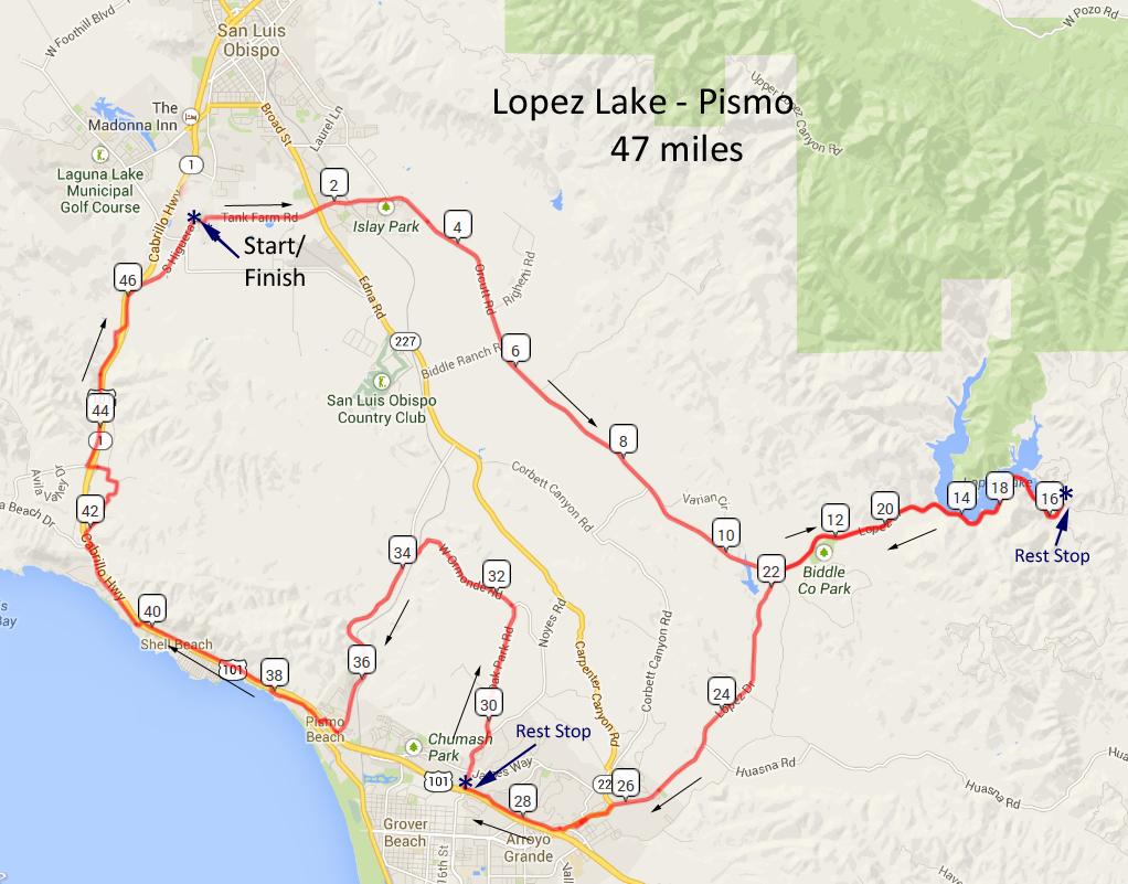 Lopez-Lake-Pismo-Map
