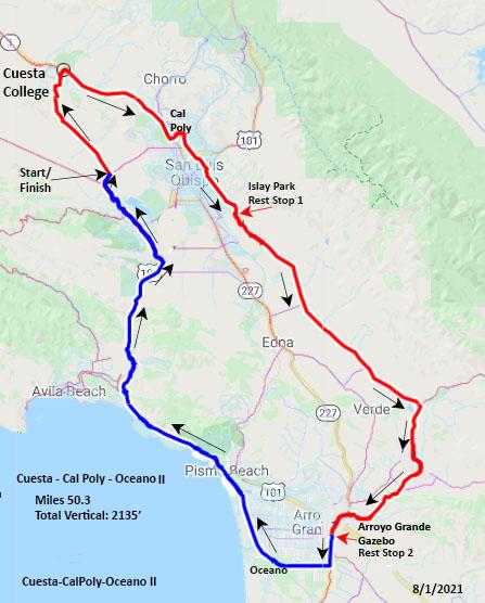 Cuesta-Cal-Poly-Oceano-Map-II